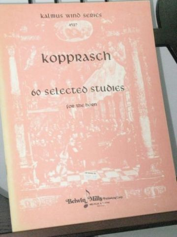 Kopprasch C - 60 Selected Studies